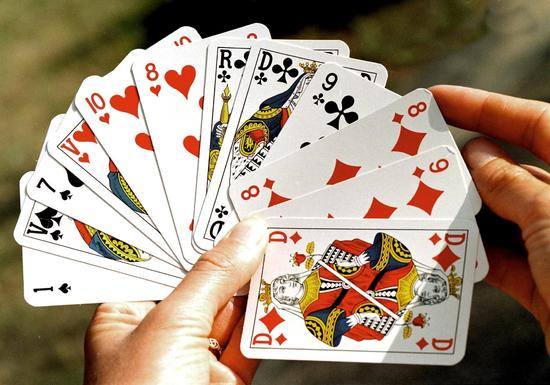 kortspil til 2