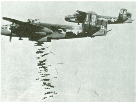 bombefly 2 verdenskrig
